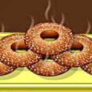 Игра Игра Пончики с яблочным соусом