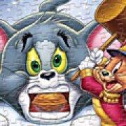 Игра Игра Пазлы: Том и Джерри