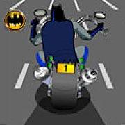 Игра Игра Мотоцикл Бэтмена