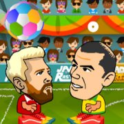 Игра Игра Футбол Головами 2020