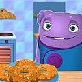 Игра Игра Дом О готовит пончики