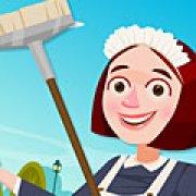Игра Игра Домработница: уборка