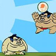 Игра Игра Футбол сумо-суши