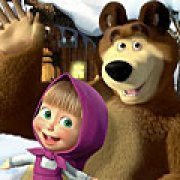 Игра Игра Маша и Медведь: скрытые предметы