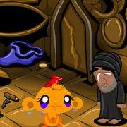 Игра Игра Счастливая обезьянка: Уровень 428