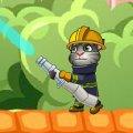 Игра Игра Говорящий Том пожарный