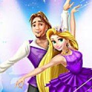 Игра Игра Рапунцель и Флинн танцуют балет
