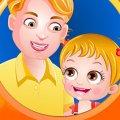 Игра Игра Малышка Хейзел отмечает День Отца