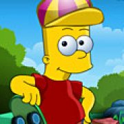 Игра Игра Одевалки: Барт Симпсон