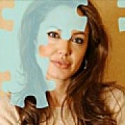 Игра Игра Анджелина Джоли: Пеппи пазл