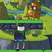 Игра Игра Время приключений бродилки лес