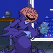 Игра Игра Общество зомби квест Мертвый Детектив: Смерть Тыквы