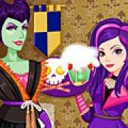 Игра Игра Наследники Малефисента: День матери