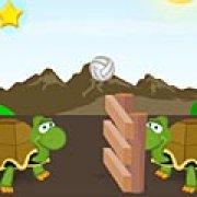 Игра Игра Волейбол черепах
