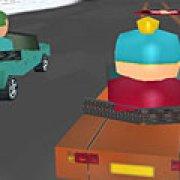 Игра Игра Южный Парк: гонки 3Д