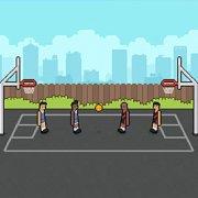 Игра Игра Баскетбол на двоих