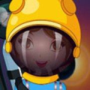 Игра Игра Одевалки: девушка-астронавт
