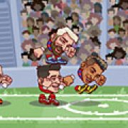 Игра Игра На двоих футбол головами