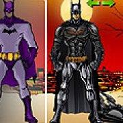 Игра Игра Одевалки: Бэтмен