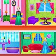 Игра Игра Кукольный домик Эльзы