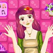 Игра Игра Макияж: диамантовая девушка