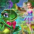 Игра Игра Пазлы Динь Динь: Волшебный Сад