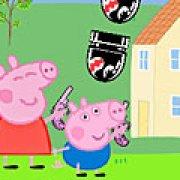 Игра Игра Свинка Пеппа: вторжение динозавров
