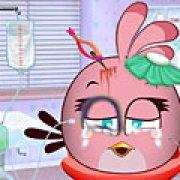 Игра Игра Злые птички: лечить Стеллу
