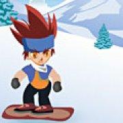 Игра Игра Бейблэйд-сноубордист