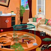 Игра Игра Куплен дом: уборка (Bought A House Clean Up)