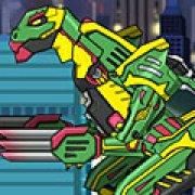 Игра Игра Робот Теризинозавр