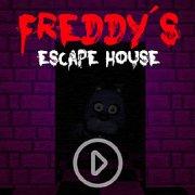 Игра Игра 5 ночей с Фредди: побег из дома