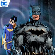 Игра Игра Бэтмен бой с тенью