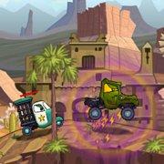 Игра Игра Машина Ест Машину 7: Злые Машины