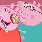 Игра Игра Свинка Пеппа: операция на мозге