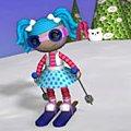 Игра Игра Лалалупси лыжи