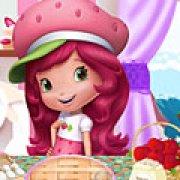 Игра Игра Шарлотта Земляничка готовит пирог