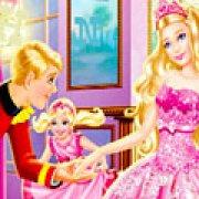 Игра Игра Барби на королевской вечеринке: скрытые буквы