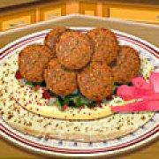 Игра Игра Кухня Сары фалафель