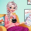 Игра Игра Холодное Сердце 2: Модные Трендовые Наряды Эльзы и Анны