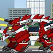 Игра Игра Трансформеры: динозавр анкилозавр