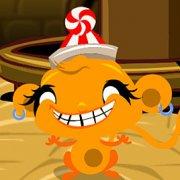 Игра Игра Счастливая обезьянка уровень 206