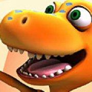 Игра Игра Поезд динозавров угадай кто