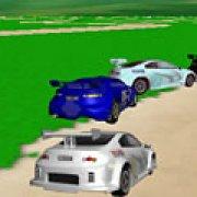 Игра Игра 3Д гонка по бездорожью