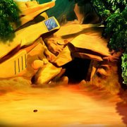 Игра Игра Побег из лесной пещеры