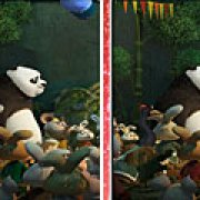 Игра Игра Кунг-фу Панда 6: найди отличия
