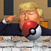 Игра Игра Покемоны: трампачу гоу