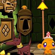 Игра Игра Счастливая обезьянка: Уровень 540
