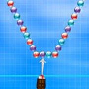Игра Игра Стрелок пузырями: новые уровни