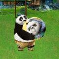 Игра Игра Панда защитник деревни